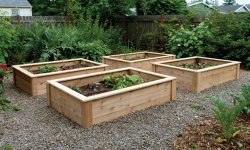 2 Wide x 11 Tall Kits Raised Bed Garden Kits Urban Farmer Seeds