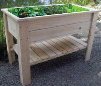 Superieur Raised Garden Box