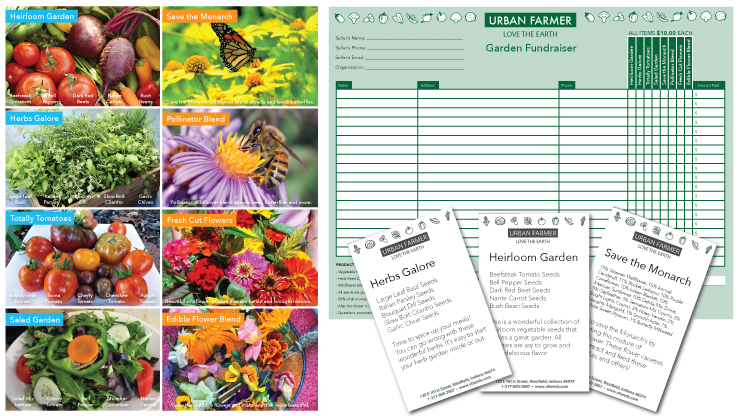 All Seeds Are Non GMO, Heirloom Varieties That Are Easy To Grow. To Get  Started Please Fill Out The Form Below!